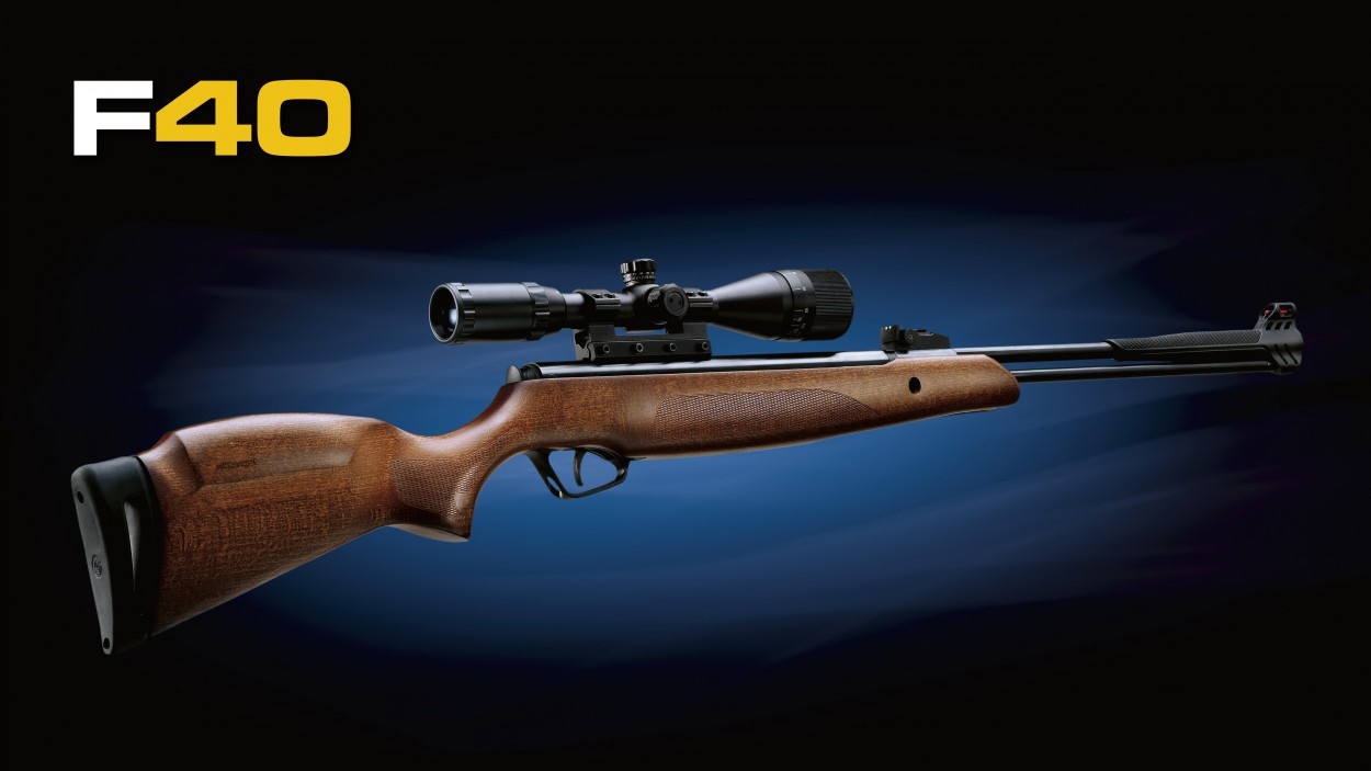 Carabine F40 for target shooting | Stoeger Airguns