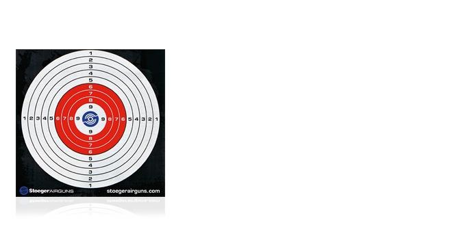 Target 14x14 cm